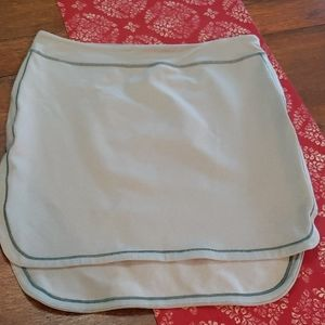 Lululemon grey skirt